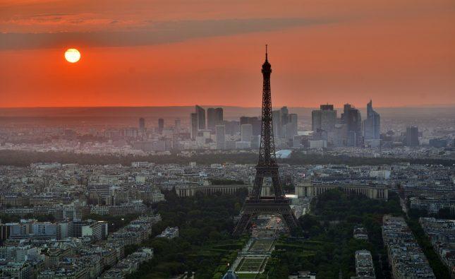 Guía para el primer viaje a París
