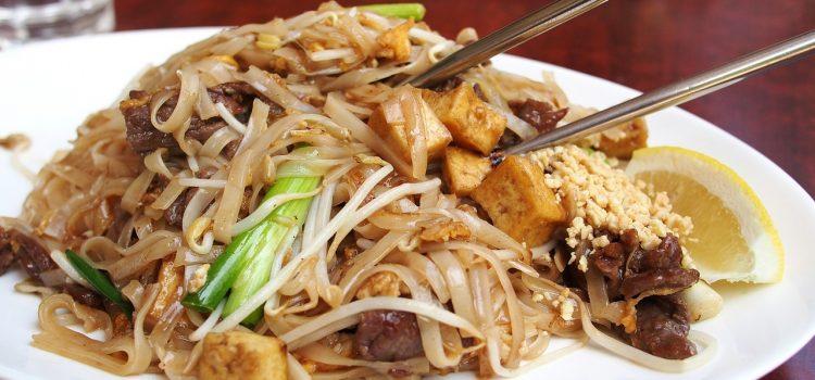 10 platos típicos de Tailandia