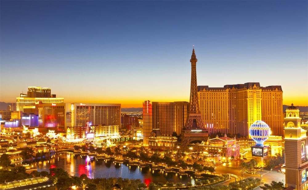 Ven a Las Vegas