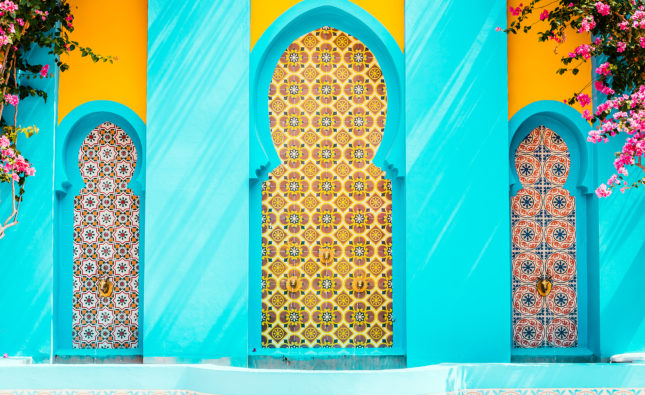 Tres días en Marruecos