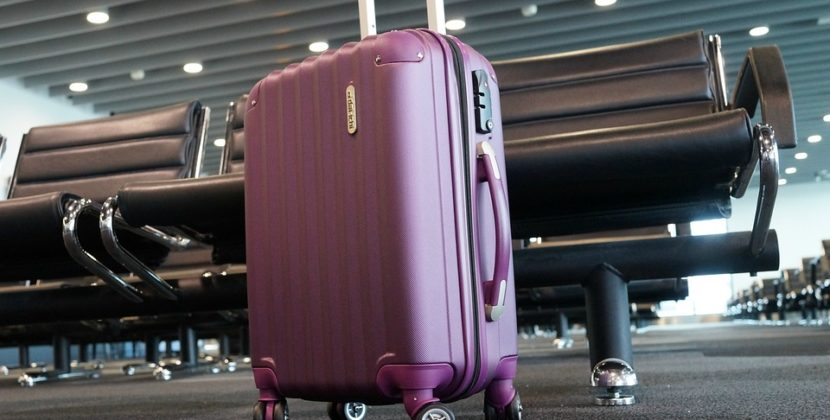 Cómo viajar sin equipaje de mano